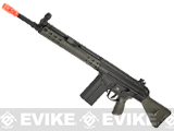 New Version Matrix JG T3-K3 Marui Clone Airsoft AEG Rifle. (O.D. Green Furniture)