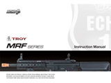 FREE DOWNLOAD -  Manual for Troy MRF Series Airsoft AEG Instruction / User Manual
