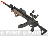 Evike Custom Limited Edition SOCOM-47 SPR MOD-0 w/ Red Dot Optic