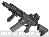 "SOCOM Gear PWS Diablo 7"" Airsoft AEG Rifle - (Black)"
