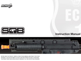 FREE DOWNLOAD -  Manual for Echo1 SOB Series Airsoft AEG Instruction / User Manual