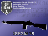 FREE DOWNLOAD -  Manual for Marui / JG / CYMA Socom16 Series Airsoft AEG Instruction / User Manual