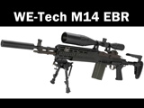 FREE DOWNLOAD -  Manual for WE M14 EBR GBB Instruction / User Manual