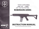 FREE DOWNLOAD -  Manual for XCR Series Airsoft AEG Inst