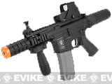 APS Full Metal Mini Patriot M4 Electric Blowback Airsoft AEG Rifle