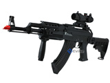 Echo1 AK47 Contractors Personal Weapon AK74 (C.P.W) Full Size Airsoft AEG Electric Rifle Package
