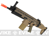 Echo1 Advanced Squad MK17 Carbine Heavy Airsoft AEG Rifle - Tan