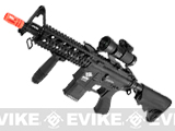 G&G Combat Machine 16 Raider CQB Airsoft AEG Rifle - Black