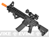 ASG LMT Licensed MRP Full Metal M4 Airsoft AEG Rifle by G&P - Black (Package: Gun Only)