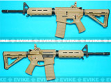 z G&P Magpul Licensed PTS MOE M4 Carbine Airsoft AEG Rifle - Dark Earth