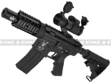 King Arms Custom Full Metal Advanced M4