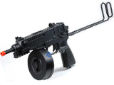 WELL Scorpion R2 VZ-61 100% Tokyo Marui Clone Airsoft Electric SMG w/ Drummag