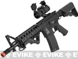 Colt Licensed M4 CQB-R Carbine Full Metal Airsoft AEG Rifle by Cybergun / CYMA (Package: Gun Only)