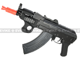 SRC Full Metal AK47 Krinkov Airsoft AEG Rifle with battery and charger