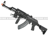 SRC Full Metal AK47 Contractors Edition Airsoft AEG Rifle with battery and charger