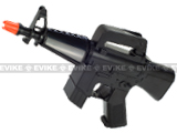 HFC Fully Automatic Battery Powered M16VN Airsoft Mini 1/3 Scale Electric Pistol