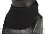 Zan Neoprene Airsoft Neck Protector - Black