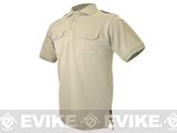 Hazard 4 Quickdry LEO Polo Shirt - Tan (Large)
