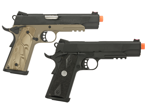 APS 1911 Gladiator Gas Blowback Airsoft Pistol (Model: Crixus)