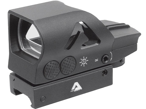 AIM Sports 1x34 Full Size Red/Green Dot Sight