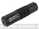 ARES Amoeba 136mm Mock Silencer w/ Inner Barrel Extension - 14mm Positive