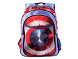 Marvel Comics Captain America Civil War Shield Backpack