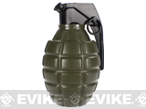 Airsoft Grenade Shape Loader Bottle with 800 Airsoft 6mm bbs