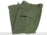 B.D.U. Pants 65/35 (Color: OD Green / X-Large)