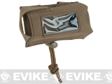 Laylax Foretrex Style Stock Mounted Battery Pouch (Color: Tan)
