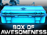 "The Box of Awesomeness - The ""Big Bang"" Edition!"