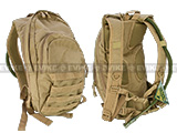 Condor USMC Hydration Backpack Camel back with Molle - Tan
