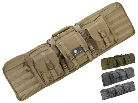 Combat Featured 42 Ultimate Dual Weapon Case Rifle Bag