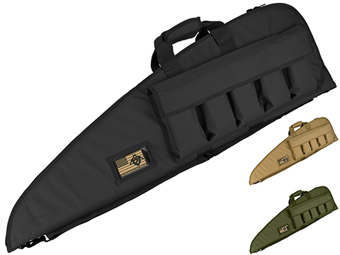 Evike.com 42 Deluxe Padded Rifle Case with External Magazine Pockets