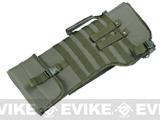 NcSTAR MOLLE Tactical Rifle / Shotgun Scabbard (Color: OD Green)
