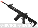 Battle Machine M4 Mod-L Airsoft AEG by Valken - Black
