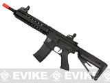 Battle Machine M4 Mod-M CQB Airsoft AEG Rifle by Valken - Black