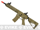 Battle Machine M4 Mod-M CQB Airsoft AEG Rifle by Valken - Desert