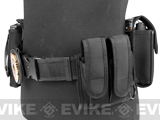 "Matrix Law Enforcement ""CQB Essentials"" Tactical Duty Belt and Pouch Set"