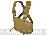 Hazard 4 Frontline MOLLE Chest Rig / Harness - Coyote