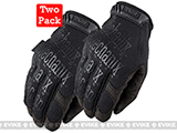 Mechanix Wear The Original Covert Glove TWO PACK (Size: Large)