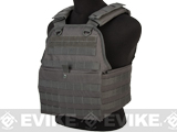 VISM / NcStar Tactical Plate Carrier (Color: Urban Grey)