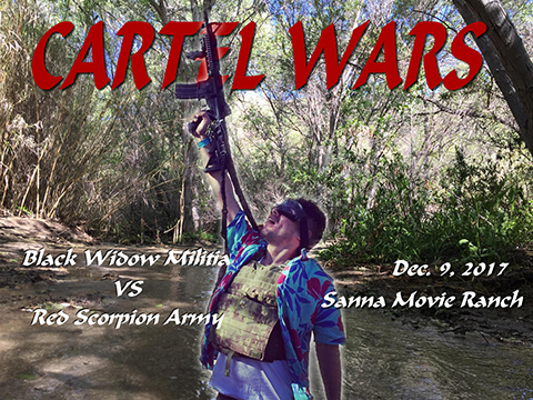 Operation Cartel Wars (December 9, 2017 , Hesperia, California)