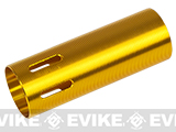 Matrix Gold Warrior Light Weight Airsoft AEG Cylinder (Ported / Type 1 / 400mm & shorter Barrel)