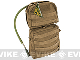 Condor MOLLE Water Hydration Carrier II - (Tan)