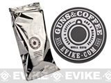 Evike Guns & Coffee ™ 100% Arabica Premium Coffee 1/4lb Sample Bag (Free G&C Patch!)