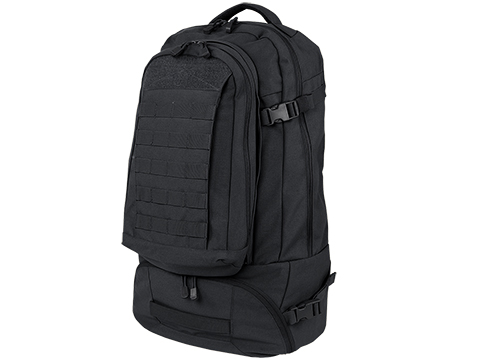 Condor Trekker 3-1 Travel Pack (Color: Black)