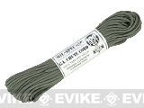 Matrix MIL-SPEC GI Chute Nylon Survival Para Cord - 100 Feet - Foliage Green