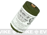 z Matrix MIL-SPEC GI Chute Nylon Survival Para Cord - 300 Feet - OD Green