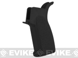 Matrix Ergonomic Combat Motor Grip Type A for M4/M16 Airsoft AEGs (Color: Black)