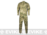 Arid Foliage R6 Field BDU Battle Uniform Set by TMC / Emerson - X-Large
